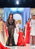 Жасмин показала коллекцию платьев в восточном стиле