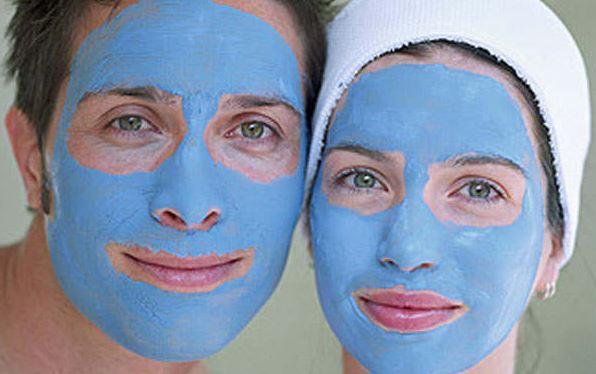 Польза масок из голубой глины