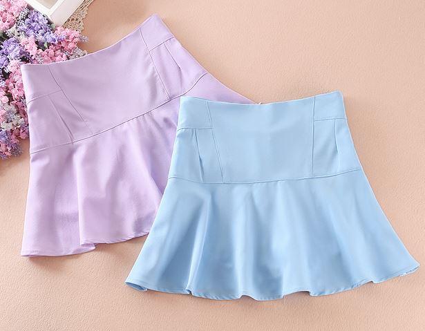 Какие юбки в моде весной 2015?