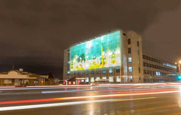 Светодиодные экраны для рекламной информации как бизнес