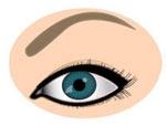 дымчатый макияж глаз:подводка