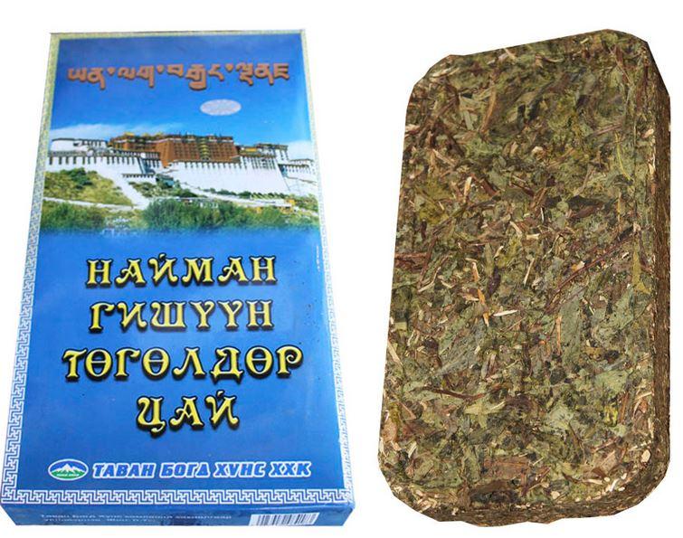 Чем полезен монгольский чай?