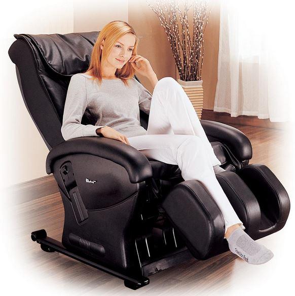 Массажные кресла сегодня: отличная замена массажного салона