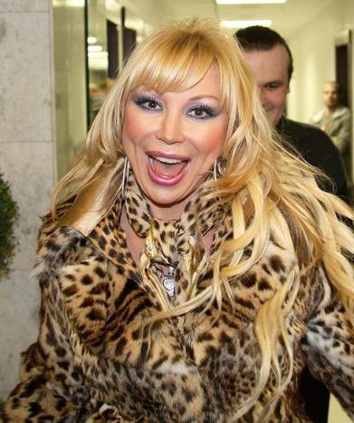 Маша Распутина не исключает возможность рождения ребенка в свои 50