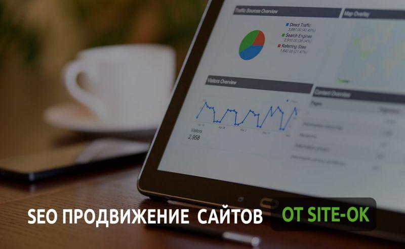 Почему SEO-продвижение сайтов является лучшей инвестицией в бизнес — 3 причины от компании «Site Ok»
